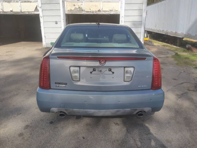 2007 Cadillac STS for sale at Maple Street Auto Sales in Bellingham MA