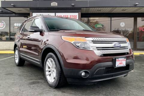 2012 Ford Explorer for sale at Michaels Auto Plaza in East Greenbush NY