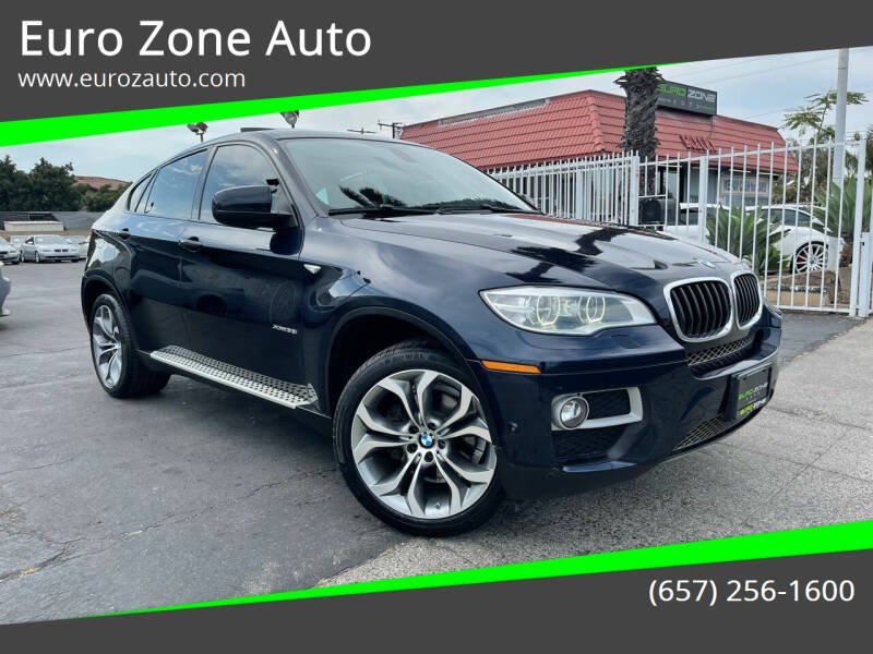 2013 BMW X6 for sale in Stanton, CA
