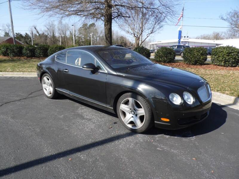 2005 Bentley Continental for sale at Carolina Classics & More in Thomasville NC