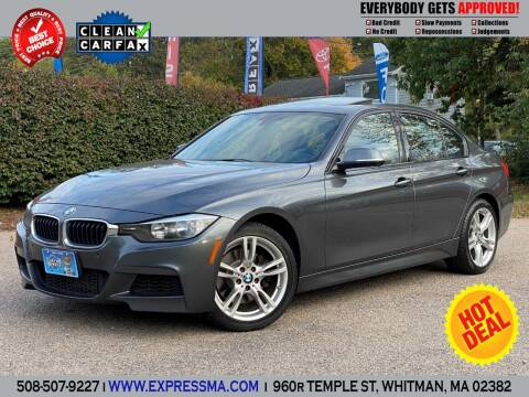 2014 BMW 3 Series for sale at Auto Sales Express in Whitman MA