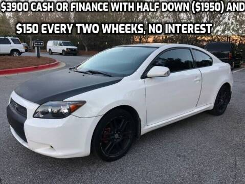 2005 Scion tC for sale at MJ AUTO BROKER in Alpharetta GA