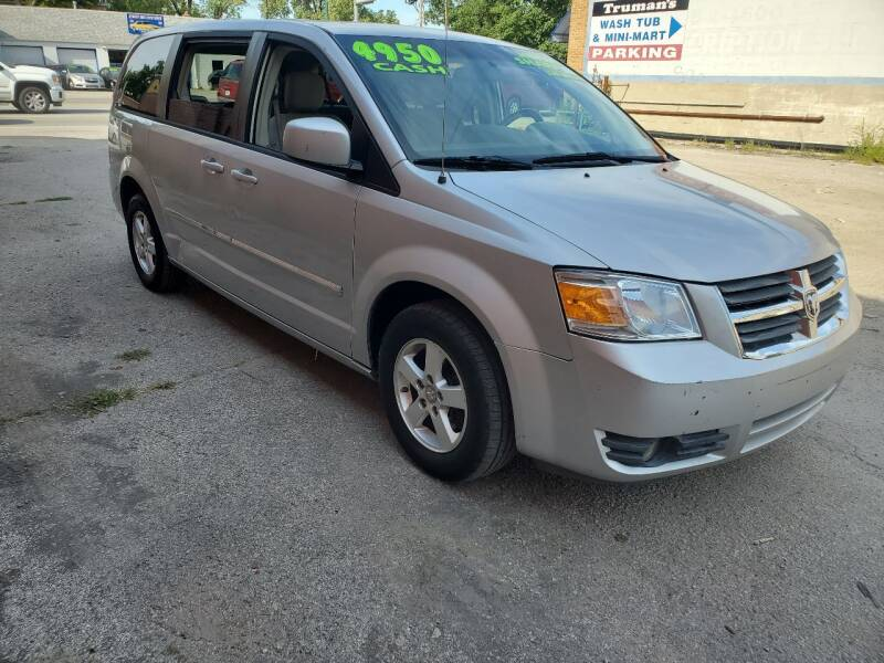 2008 Dodge Grand Caravan for sale at Street Side Auto Sales in Independence MO
