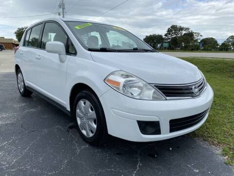 2010 Nissan Versa for sale at Palm Bay Motors in Palm Bay FL