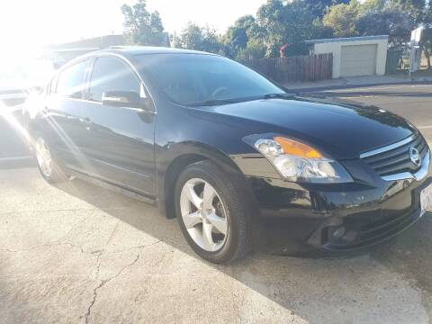 2007 Nissan Altima for sale at Trini-D Auto Sales Center in San Diego CA