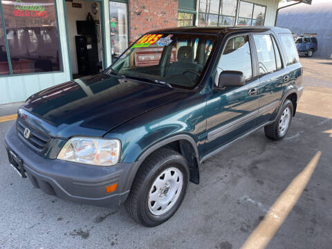 1997 Honda CR-V for sale at Low Auto Sales in Sedro Woolley WA