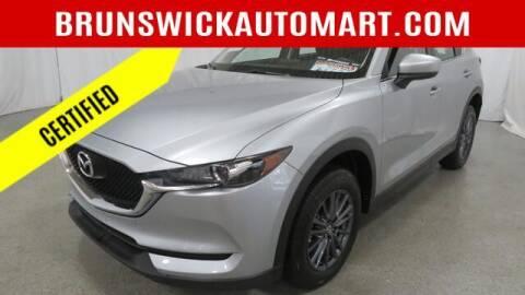 2019 Mazda CX-5 for sale at Brunswick Auto Mart in Brunswick OH