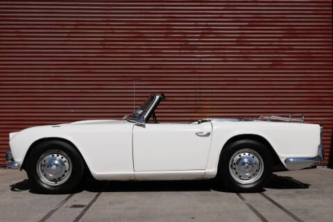 1964 Triumph TR4 for sale at Sierra Classics & Imports in Reno NV