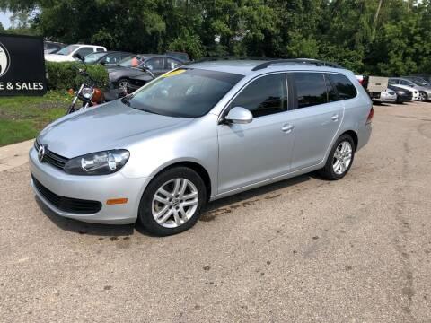 2013 Volkswagen Jetta for sale at Station 45 Auto Sales Inc in Allendale MI