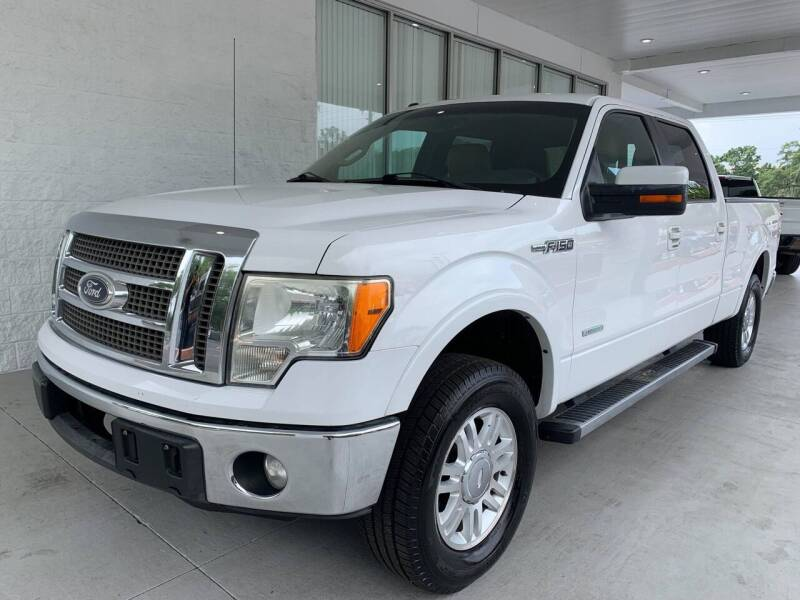 2012 Ford F-150 for sale at Powerhouse Automotive in Tampa FL