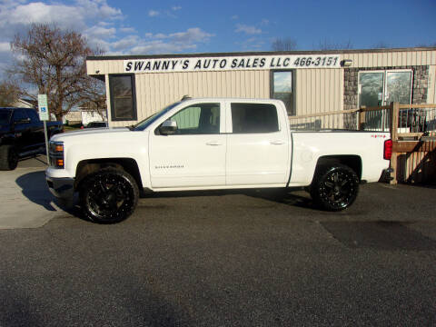 2015 Chevrolet Silverado 1500 for sale at Swanny's Auto Sales in Newton NC