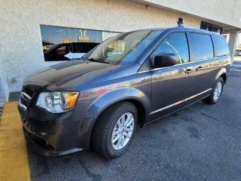 2018 Dodge Grand Caravan for sale at USA Auto Inc in Mesa AZ