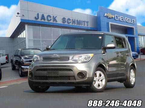 2019 Kia Soul for sale at Jack Schmitt Chevrolet Wood River in Wood River IL