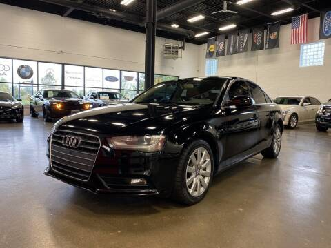 2013 Audi A4 for sale at CarNova in Sterling Heights MI