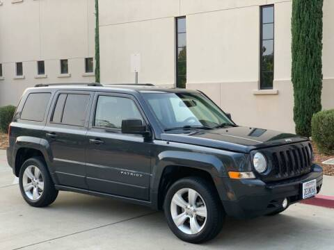 2014 Jeep Patriot for sale at Auto King in Roseville CA