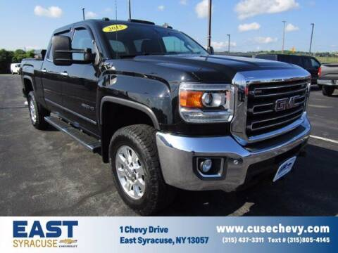 2015 GMC Sierra 3500HD for sale at East Syracuse Performance Sales & Service in Syracuse NY