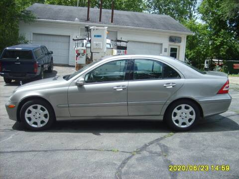 2006 Mercedes-Benz C-Class for sale at Northport Motors LLC in New London WI