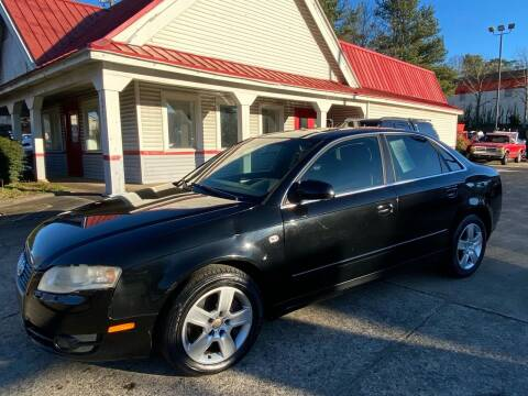 2006 Audi A4 for sale at Car Online in Roswell GA