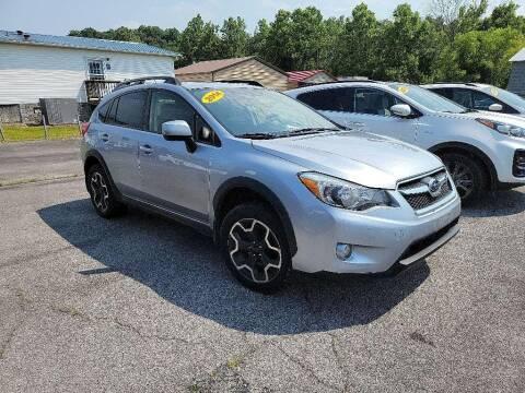 2014 Subaru XV Crosstrek for sale at Chantz Scott Kia in Kingsport TN