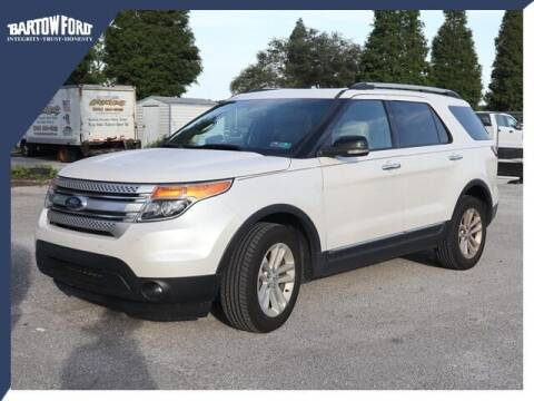 2012 Ford Explorer for sale at BARTOW FORD CO. in Bartow FL