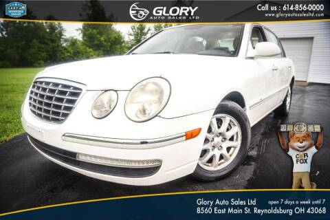 2008 Kia Amanti for sale at Glory Auto Sales LTD in Reynoldsburg OH
