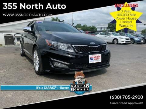 2013 Kia Optima for sale at 355 North Auto in Lombard IL