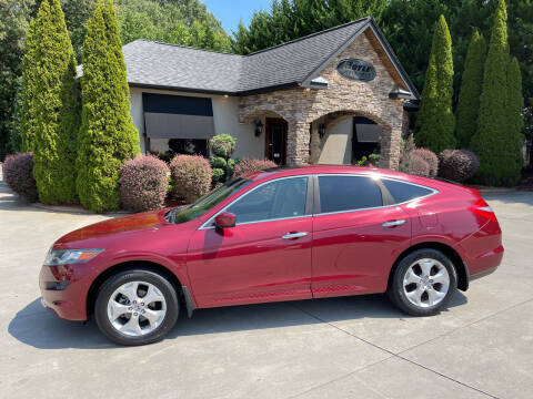 2011 Honda Accord Crosstour for sale at Hoyle Auto Sales in Taylorsville NC
