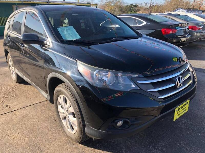 2014 Honda CR-V for sale at Pasadena Auto Planet in Houston TX
