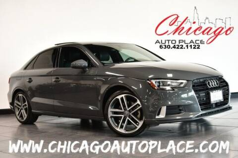 2018 Audi A3 for sale at Chicago Auto Place in Bensenville IL