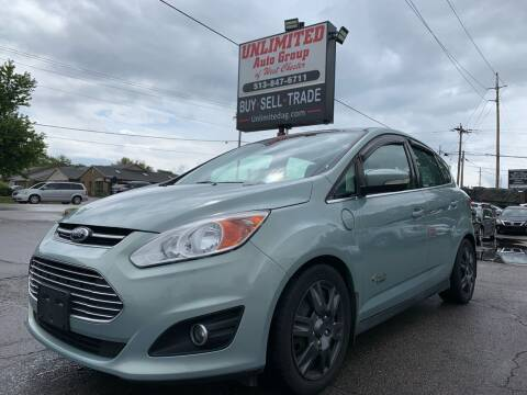 2013 Ford C-MAX Energi for sale at Unlimited Auto Group in West Chester OH