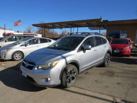 2013 Subaru XV Crosstrek for sale at Nile Auto Sales in Denver CO