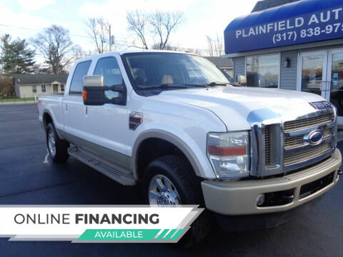 2010 Ford F-250 Super Duty for sale at Plainfield Auto Sales in Plainfield IN