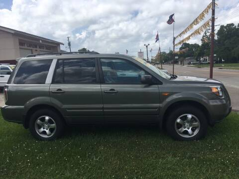 2007 Honda Pilot for sale at Bobby Lafleur Auto Sales in Lake Charles LA
