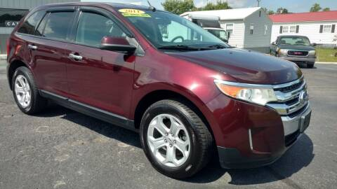 2011 Ford Edge for sale at Moores Auto Sales in Greeneville TN