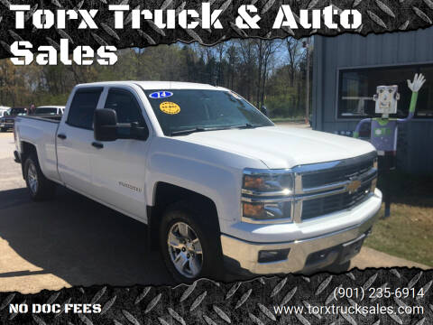 2014 Chevrolet Silverado 1500 for sale at Torx Truck & Auto Sales in Eads TN
