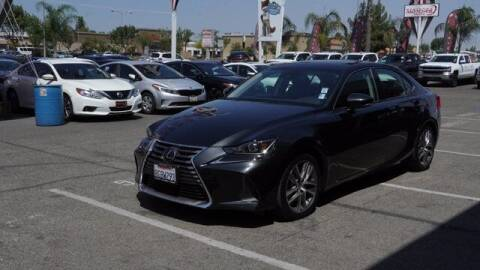 2019 Lexus IS 300 for sale at Choice Motors in Merced CA