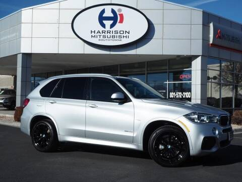 2017 BMW X5 for sale at Harrison Imports in Sandy UT