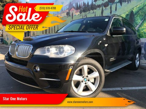 2012 BMW X5 for sale at Star One Motors in Hayward CA