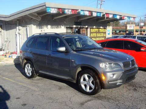 2009 BMW X5 for sale at HAPPY TRAILS AUTO SALES LLC in Taylors SC