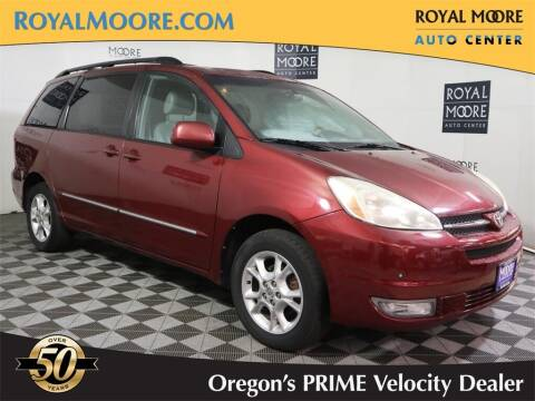 2005 Toyota Sienna for sale at Royal Moore Custom Finance in Hillsboro OR