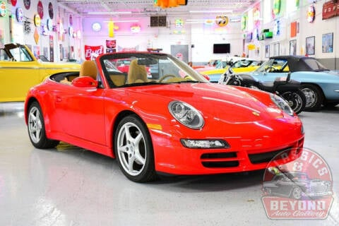 2006 Porsche 911 for sale at Classics and Beyond Auto Gallery in Wayne MI