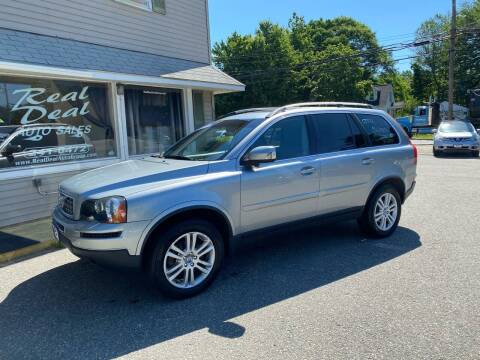 2011 Volvo XC90 for sale at Real Deal Auto Sales in Auburn ME