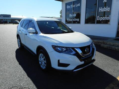 2017 Nissan Rogue for sale at Auto America - Monroe in Monroe NC