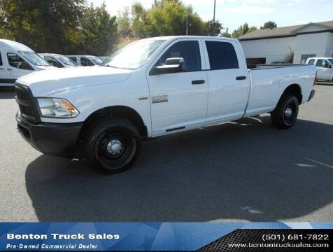 2014 RAM Ram Pickup 2500 for sale at Benton Truck Sales in Benton AR