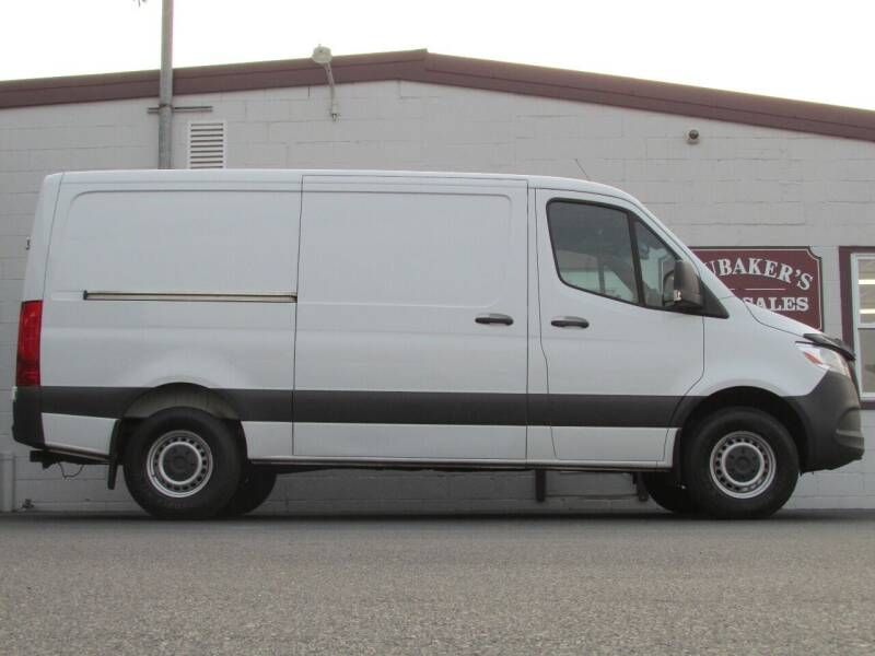 2019 Mercedes-Benz Sprinter Cargo for sale at Brubakers Auto Sales in Myerstown PA