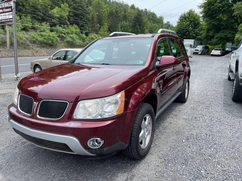 2007 Pontiac Torrent for sale at JM Auto Sales in Shenandoah PA