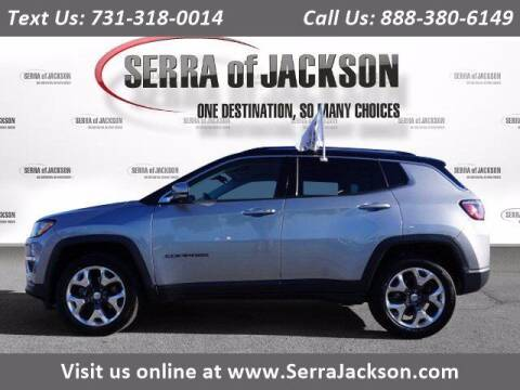 2019 Jeep Compass for sale at Serra Of Jackson in Jackson TN