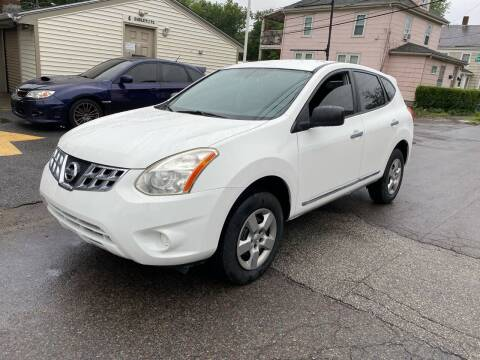 2013 Nissan Rogue for sale at Broadway Motoring Inc. in Arlington MA