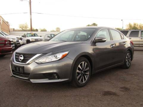 2017 Nissan Altima for sale at More Info Skyline Auto Sales in Phoenix AZ