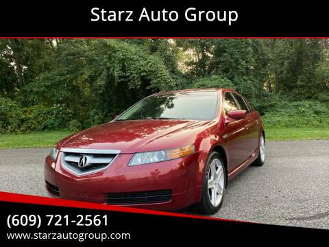 2006 Acura TL for sale at Starz Auto Group in Delran NJ